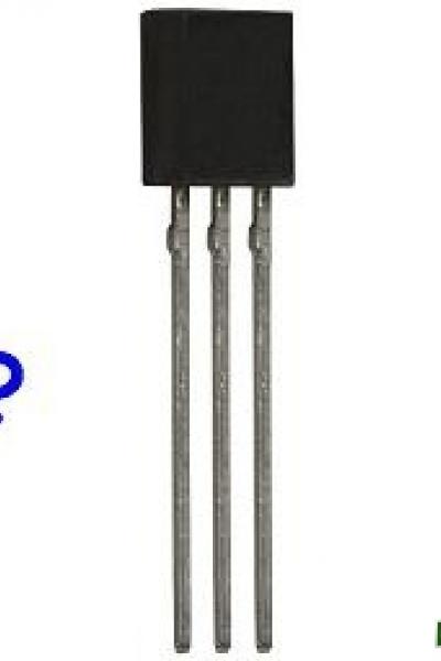 Trasistor 2N-3906