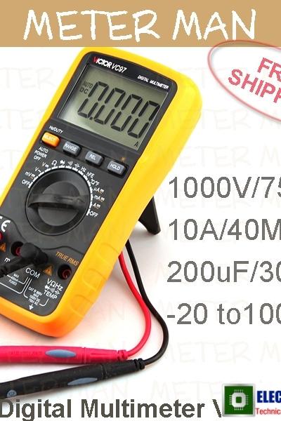 Đồng hồ vạn năng số VC97