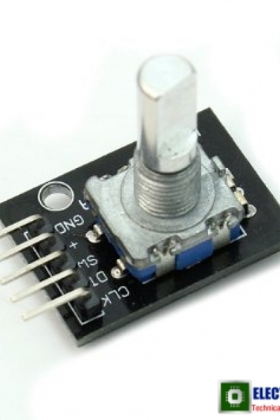 Module mã hóa góc quay KY-040