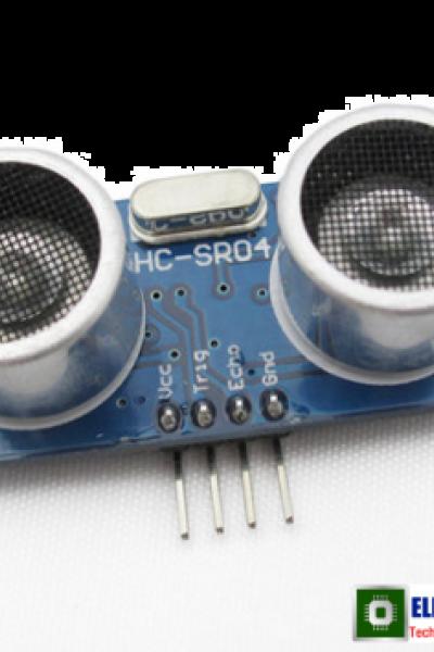 Cảm biến siêu âm phát hiện vật cản HC SR-04