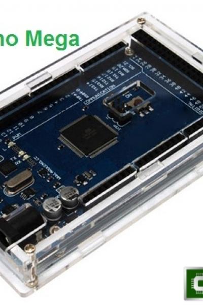 Hộp bảo vệ Arduino Mega R3