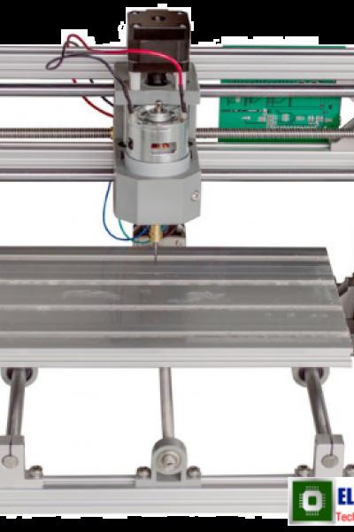 Khung CNC 2418 DIY