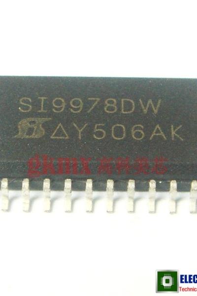 IC SI 9978DW