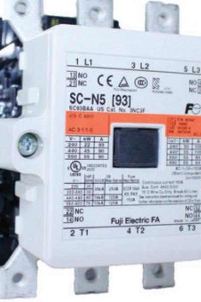 Khởi động từ Fuji SC-N5