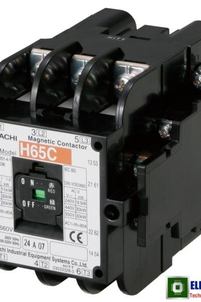 Khởi động từ Hitachi H65C/ Contactors
