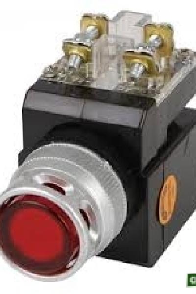 Nút ấn có đèn LED CR-254-A0